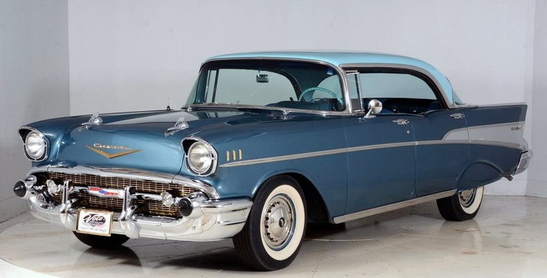 1957 Chevrolet Bel Air Image 54