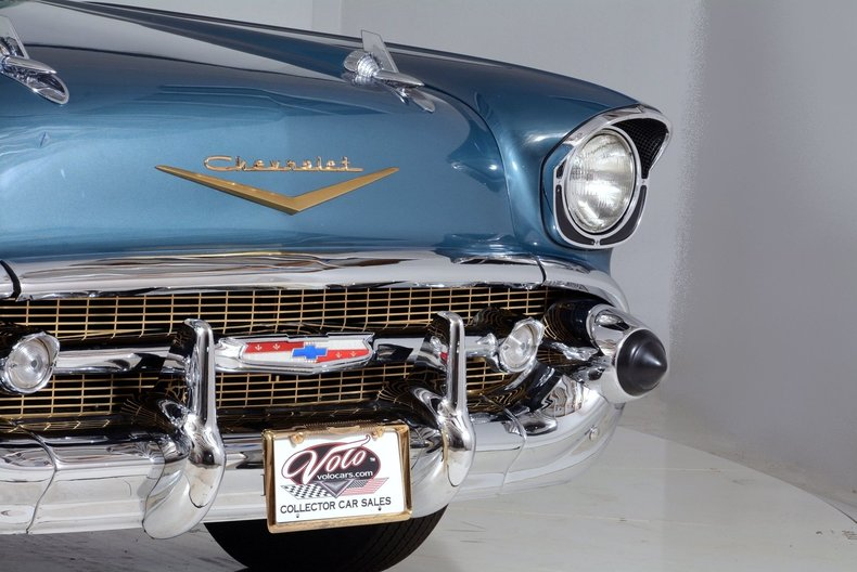 1957 Chevrolet Bel Air Image 57