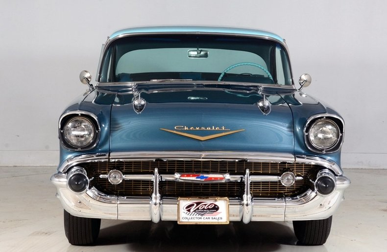 1957 Chevrolet Bel Air Image 64