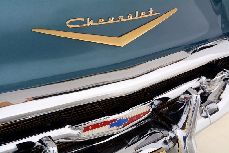 1957 Chevrolet Bel Air Image 104