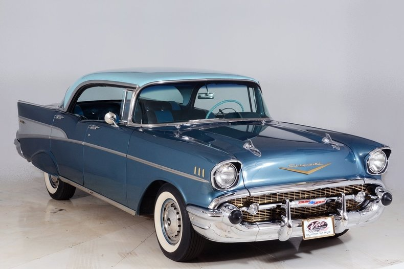 1957 Chevrolet Bel Air Image 108