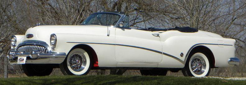 1953 Buick Skylark Image 3