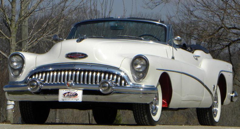 1953 Buick Skylark Image 4