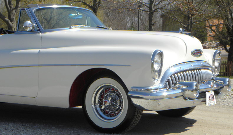 1953 Buick Skylark Image 8