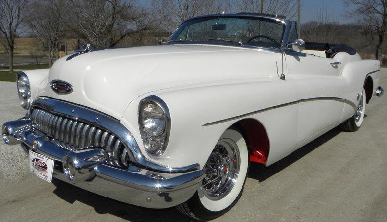 1953 Buick Skylark Image 19