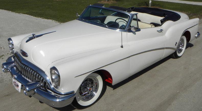1953 Buick Skylark Image 20