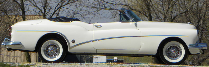 1953 Buick Skylark Image 23