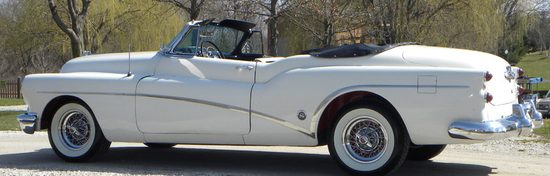 1953 Buick Skylark Image 31