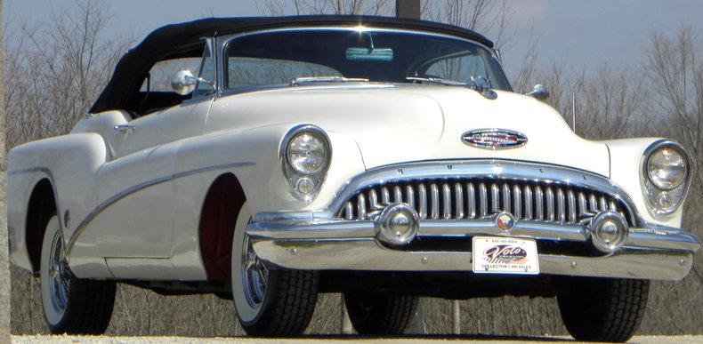 1953 Buick Skylark Image 60