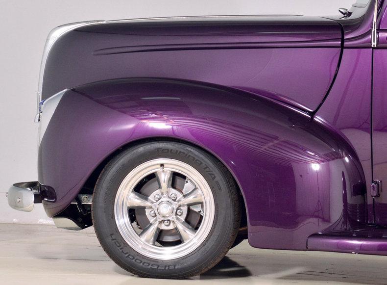 1940 Ford Custom Image 12