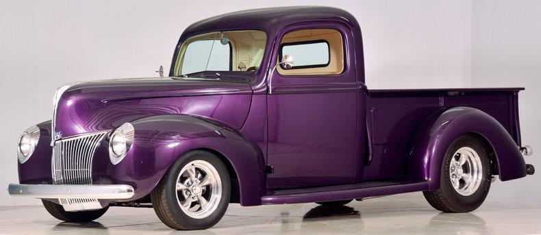 1940 Ford Custom Image 8