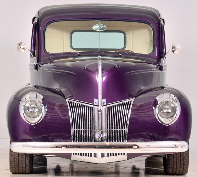 1940 Ford Custom Image 41