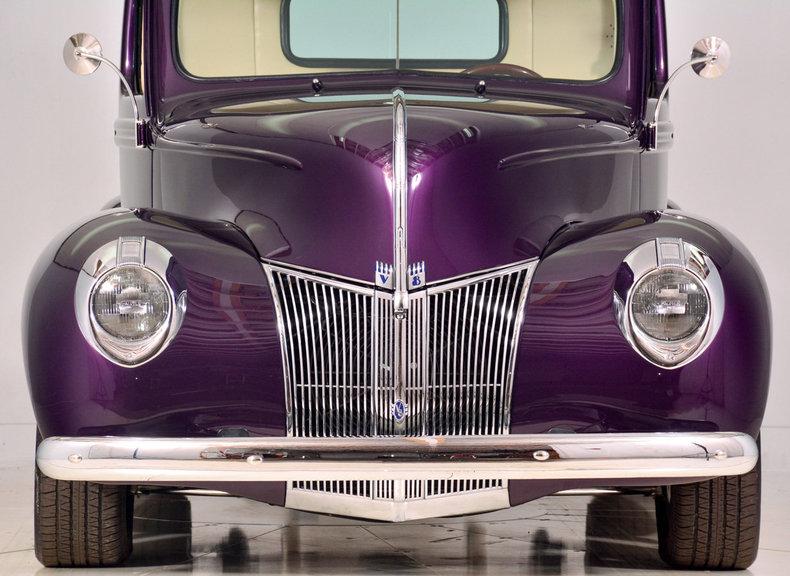 1940 Ford Custom Image 24