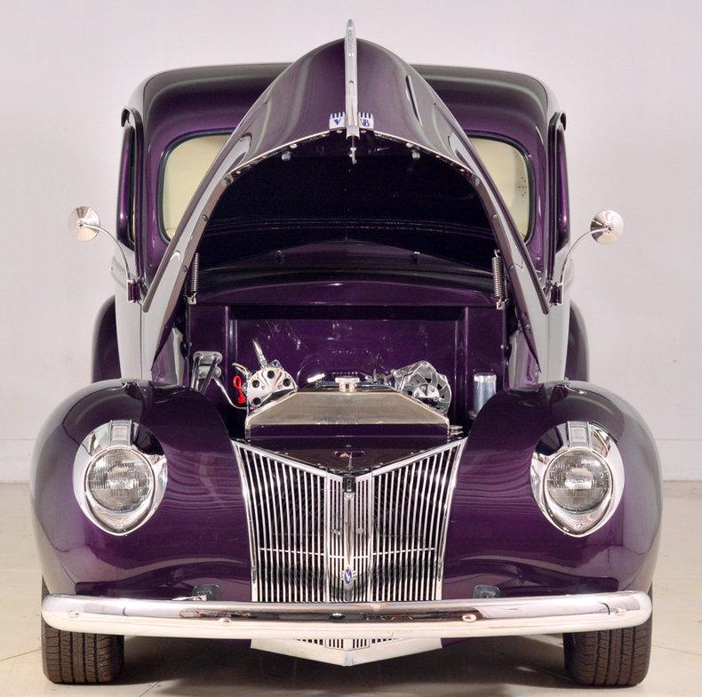 1940 Ford Custom Image 26