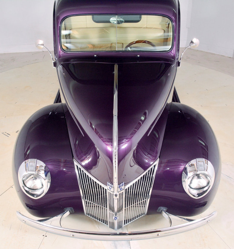 1940 Ford Custom Image 45