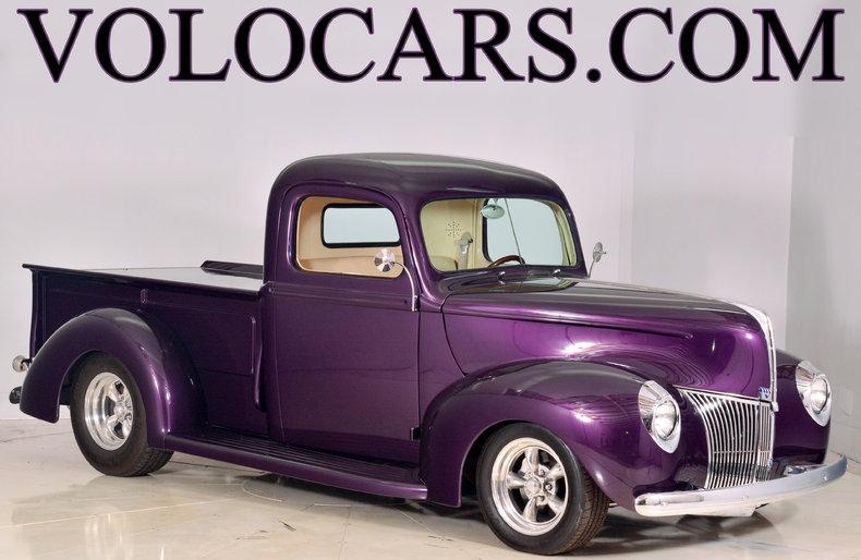 1940 Ford Custom Image 1