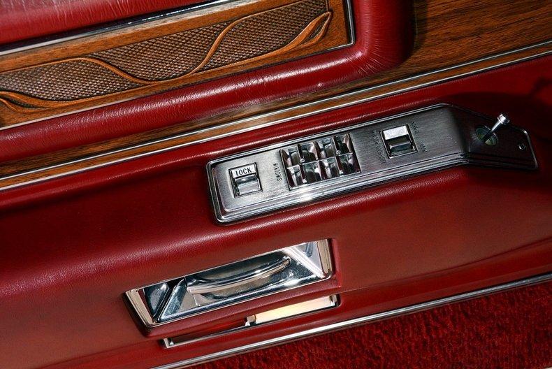 1975 Cadillac Eldorado Image 8