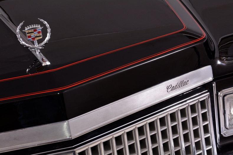 1975 Cadillac Eldorado Image 9
