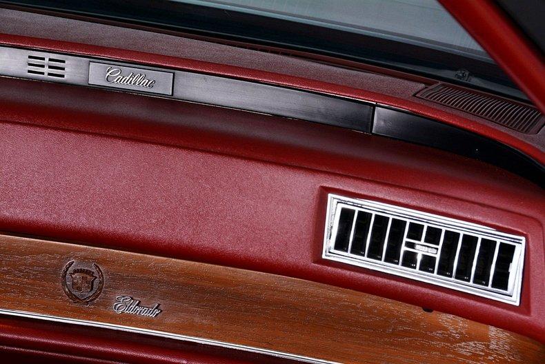 1975 Cadillac Eldorado Image 12