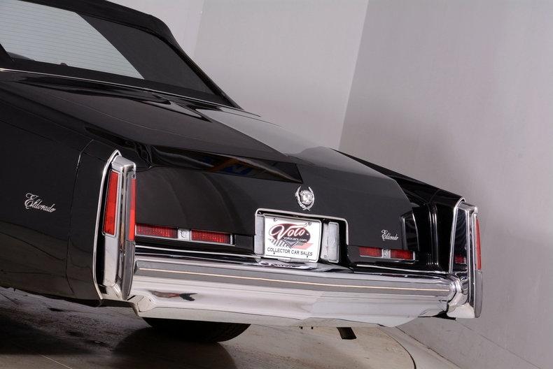 1975 Cadillac Eldorado Image 14