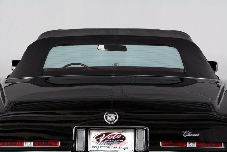 1975 Cadillac Eldorado Image 19
