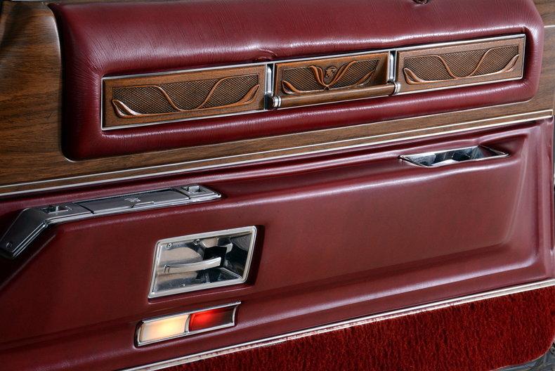 1975 Cadillac Eldorado Image 29