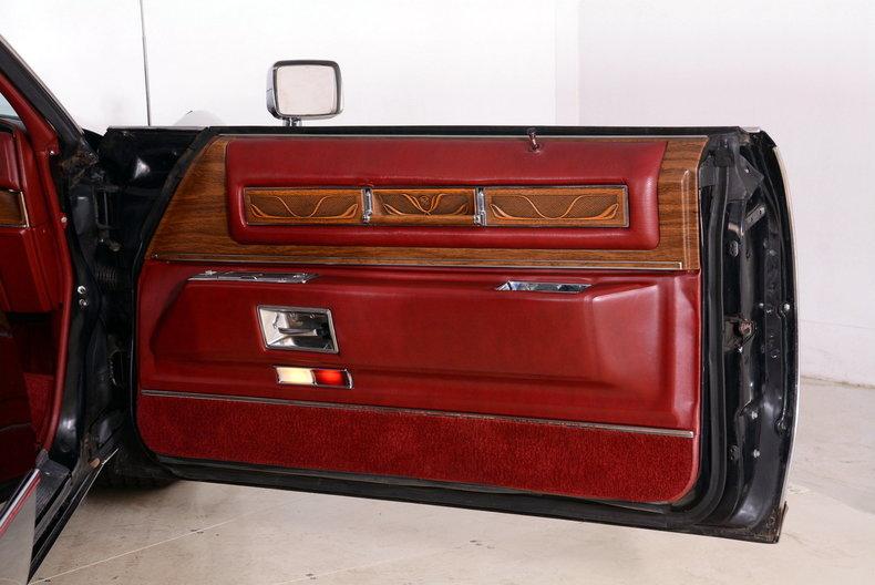 1975 Cadillac Eldorado Image 34
