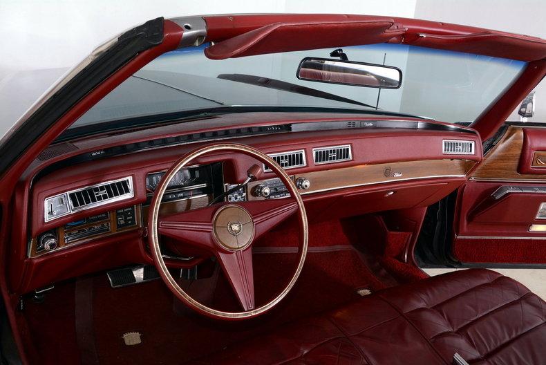 1975 Cadillac Eldorado Image 37