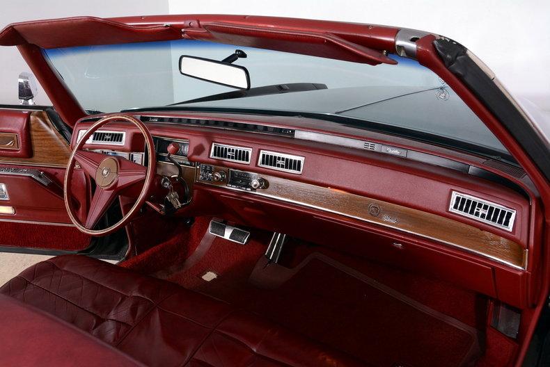 1975 Cadillac Eldorado Image 47