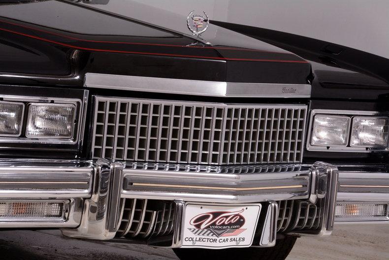 1975 Cadillac Eldorado Image 51