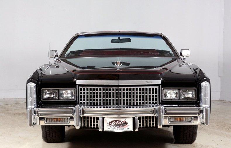 1975 Cadillac Eldorado Image 57