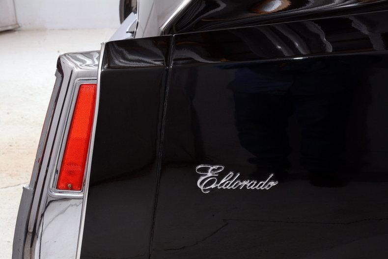 1975 Cadillac Eldorado Image 60