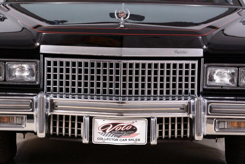 1975 Cadillac Eldorado Image 72