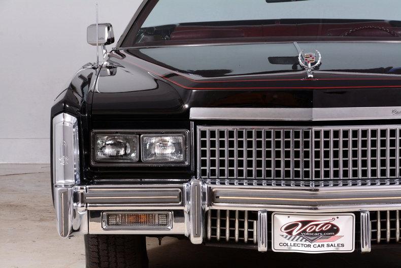 1975 Cadillac Eldorado Image 75
