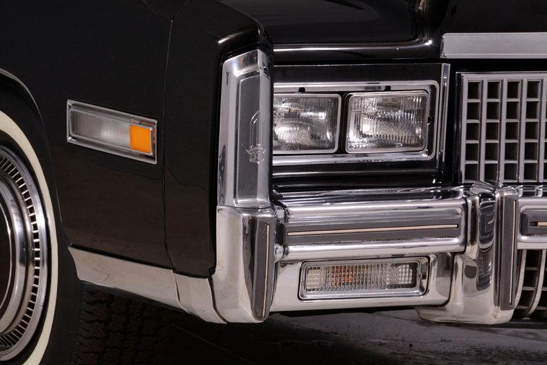 1975 Cadillac Eldorado Image 77