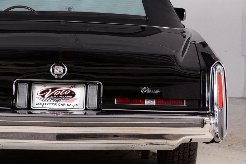 1975 Cadillac Eldorado Image 85