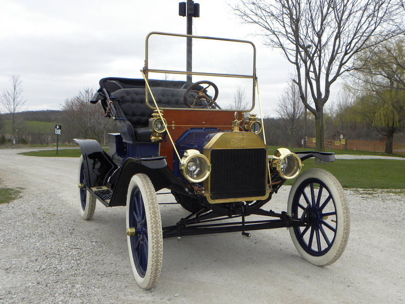 1911 Ford Model T Image 12