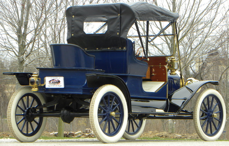 1911 Ford Model T Image 43