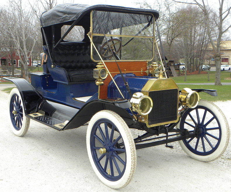 1911 Ford Model T Image 50