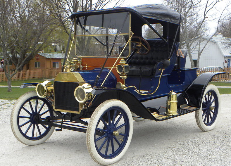 1911 Ford Model T Image 51