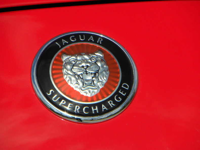 2000 Jaguar XKR Image 13