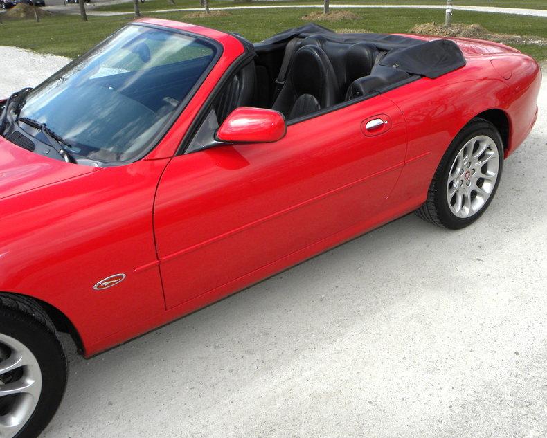 2000 Jaguar XKR