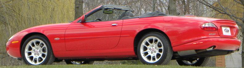 2000 Jaguar XKR Image 33
