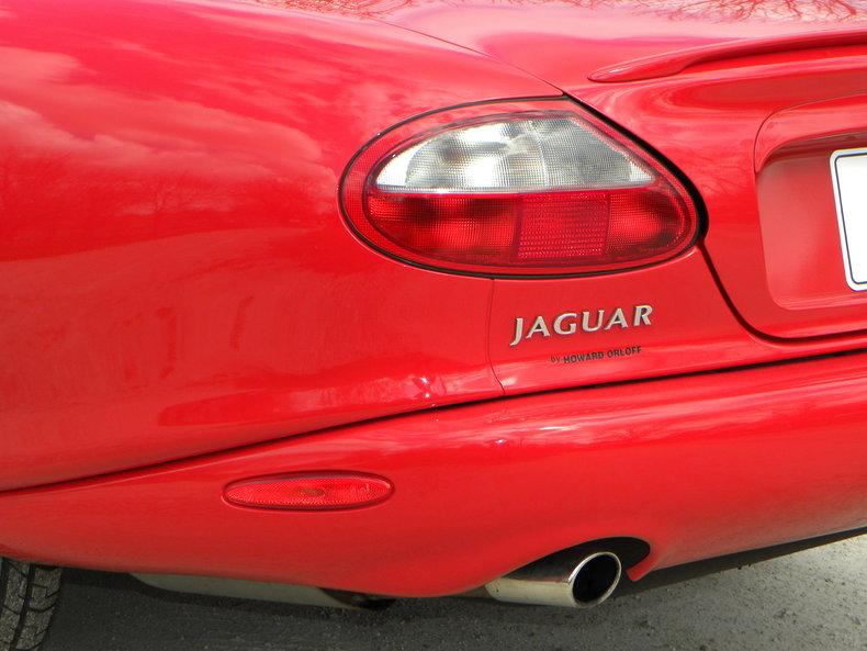 2000 Jaguar XKR Image 38