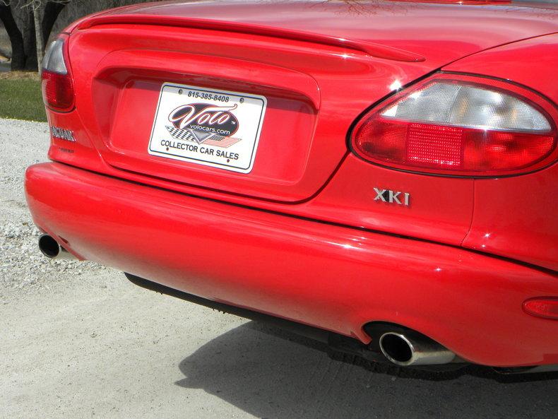 2000 Jaguar XKR Image 41