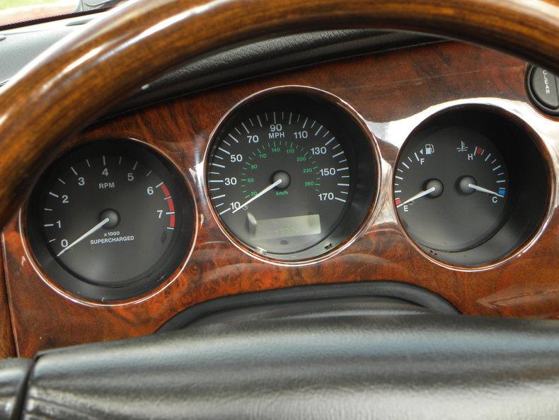 2000 Jaguar XKR Image 55