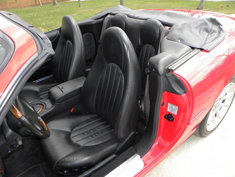 2000 Jaguar XKR Image 56