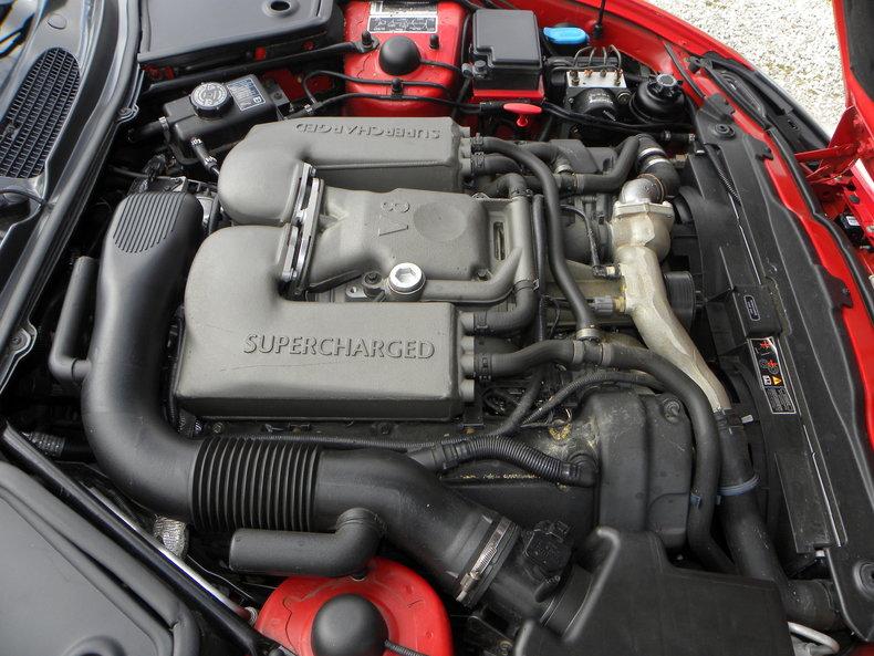 2000 Jaguar XKR Image 63