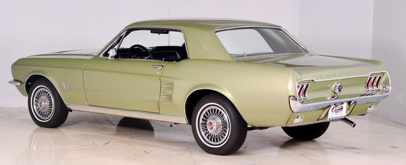 1967 Ford Mustang Image 5
