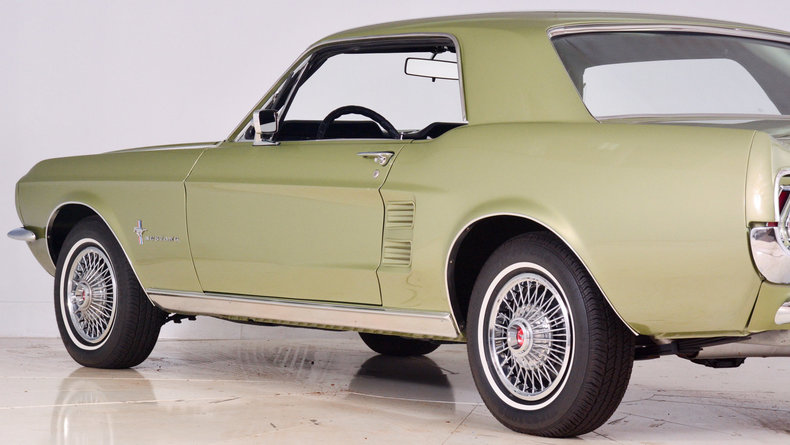 1967 Ford Mustang Image 24